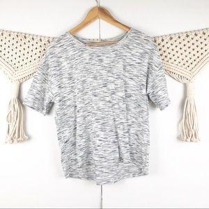Lululemon gray crewneck t-shirt size 6/8